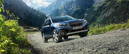 Обновленный Subaru Outback 2018  - цены, комплектации, характеристики