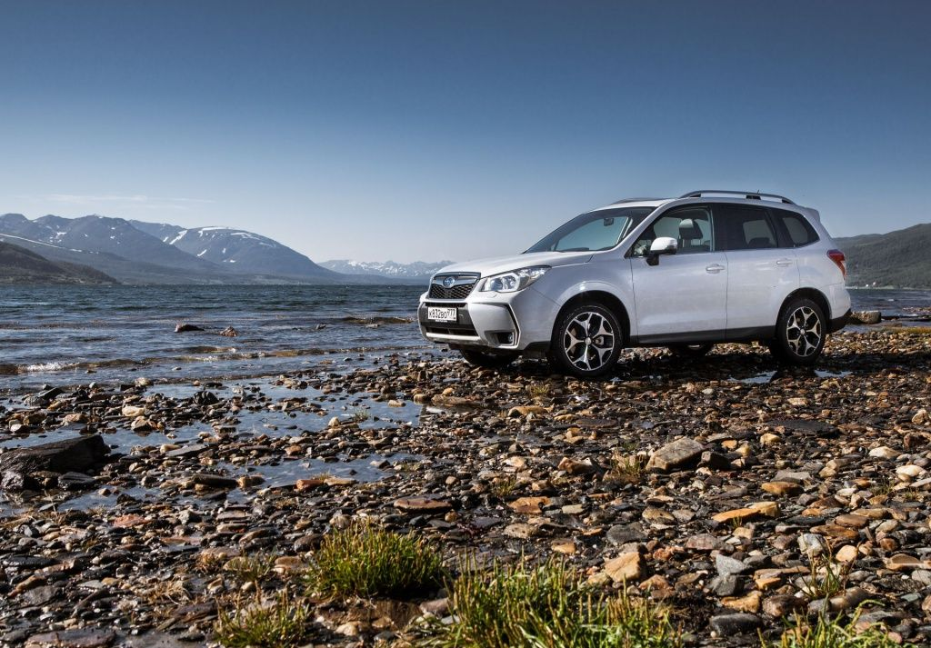 Subaru Forester – лучший внедорожник!